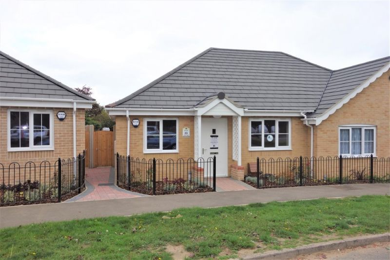 2 Bedroom Semi-Detached Bungalow